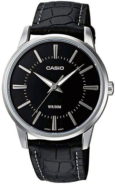 Casio MTP-1303PL-1A часы casio collection mtp 1200a 1a silver black