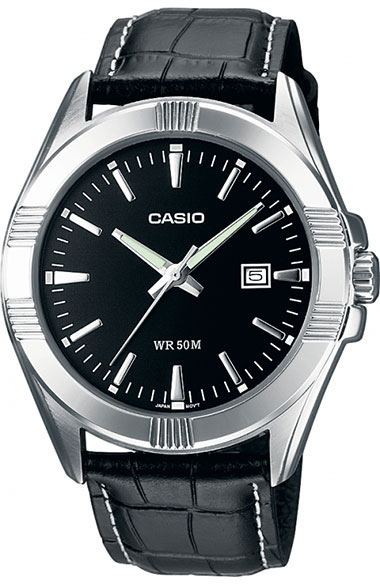 Casio MTP-1308PL-1A часы casio collection mtp 1200a 1a silver black