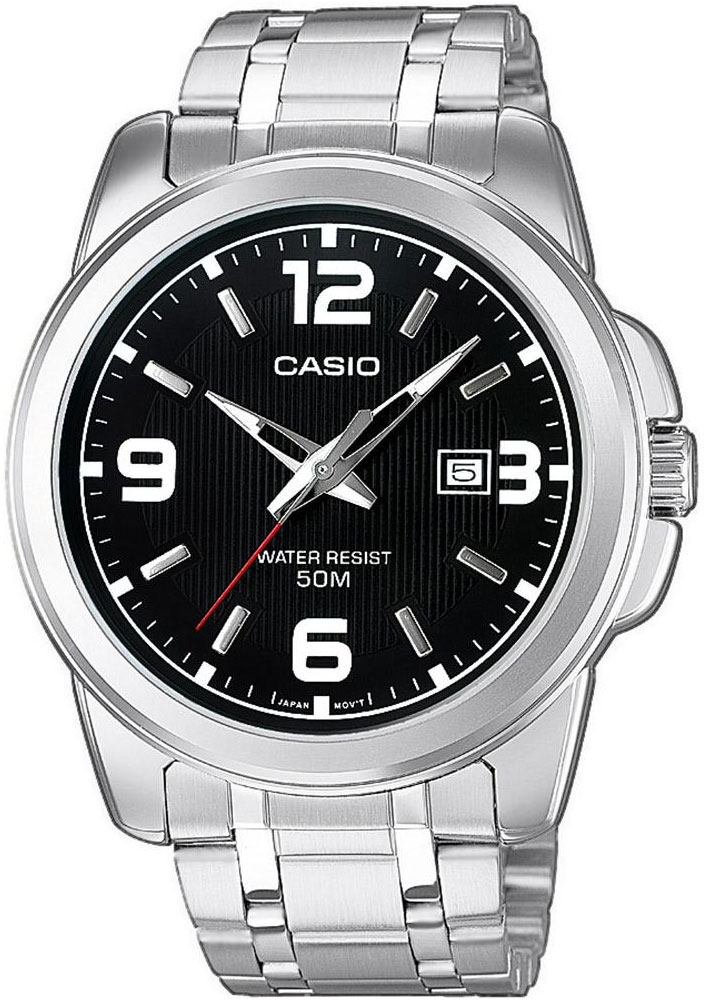 Casio MTP-1314PD-1A часы casio collection mtp 1200a 1a silver black