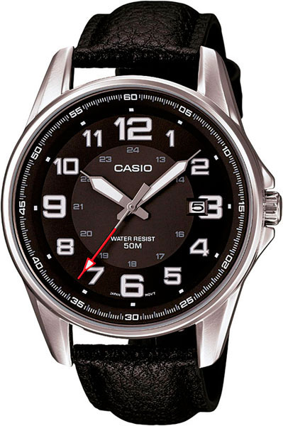 Casio MTP-1372L-1B casio часы casio mtp 1372l 1b коллекция analog