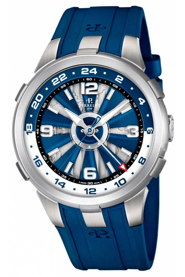 Perrelet TURBINE GMT A1092/1 perrelet turbine diver a1066 3 page 5