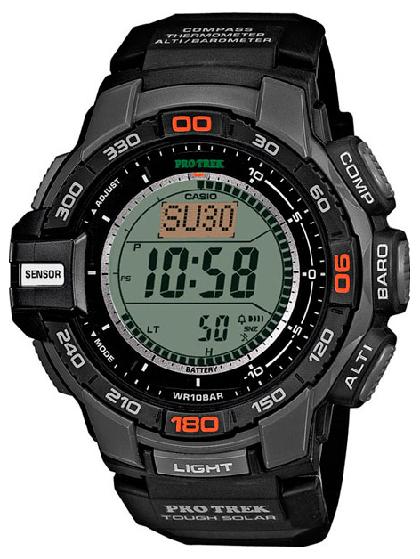 Casio Pro Trek PRG-270-1E casio prg 300 1a9 casio