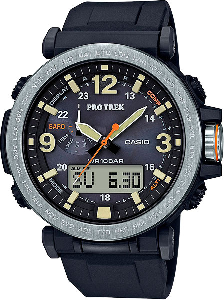 Casio Pro Trek PRG-600-1E casio prg 300 1a9 casio