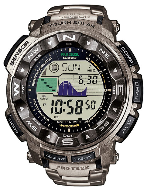 Casio Pro Trek PRW-2500T-7E casio watches solar outdoor climbing table prw 6100fc 1p prw 6100y 1a prw 6100y 1b prw 6100yt 1b prw 6100y 1p men s watches