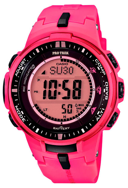 Casio Pro Trek PRW-3000-4B casio watches solar outdoor climbing table prw 6100fc 1p prw 6100y 1a prw 6100y 1b prw 6100yt 1b prw 6100y 1p men s watches