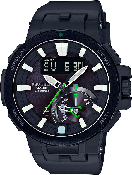 Casio Pro Trek PRW-7000-1A футболка mini maxi mini maxi mp002xg007p3