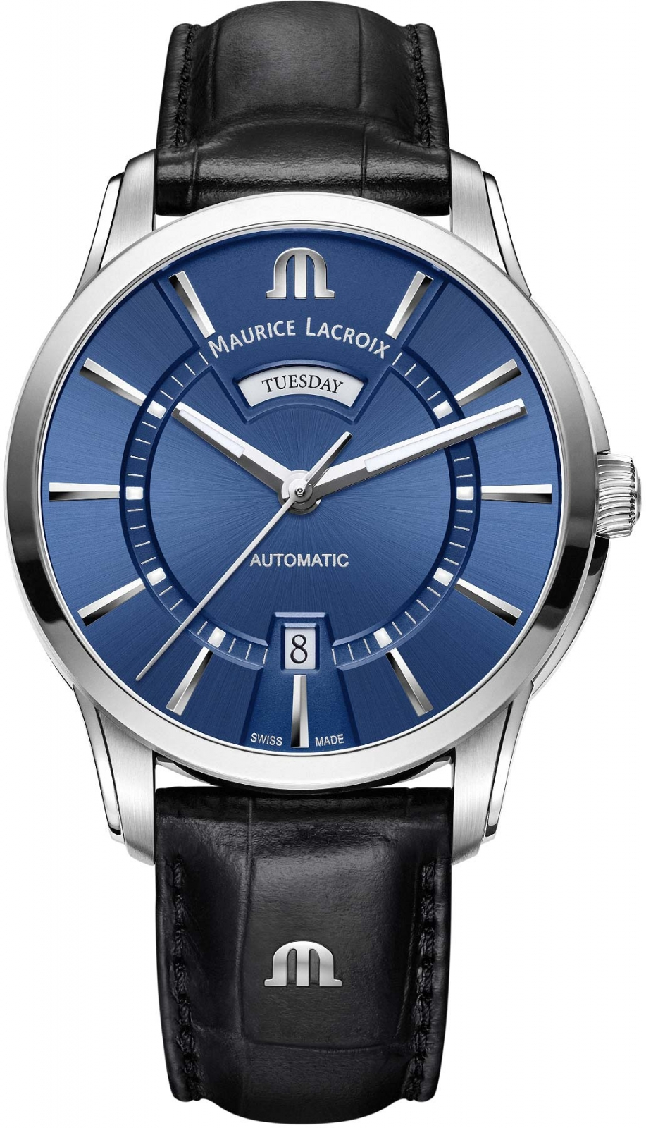 Фото Maurice Lacroix Pontos Day Date PT6358-SS001-430-1