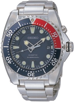 Seiko Kinetic SKA369P1
