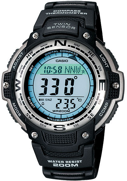 Casio OutGear SGW-100-1V casio ft 201w 1v