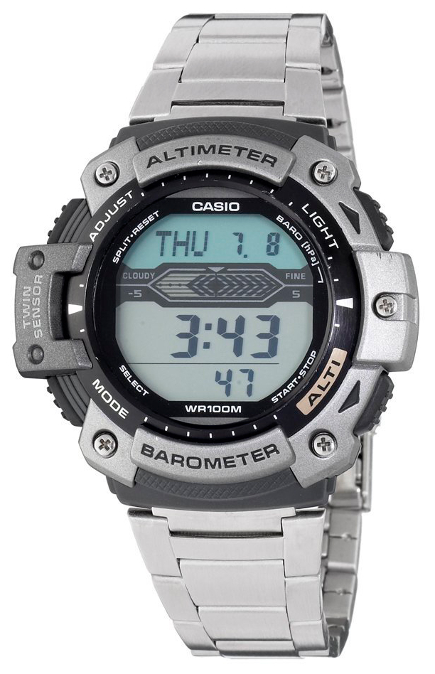 Casio OutGear SGW-300HD-1A  цены