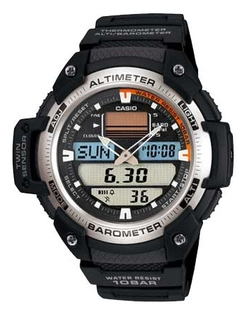 Casio OutGear SGW-400H-1B a landscape overview of antoniadis garden