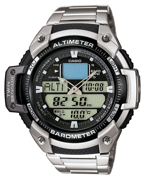 Casio OutGear SGW-400HD-1B  цены