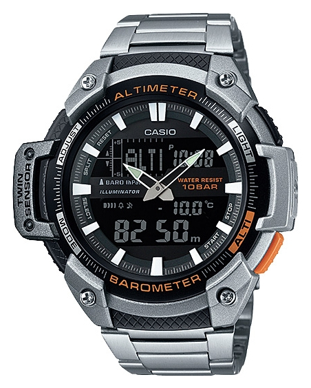 Casio OutGear SGW-450HD-1B biotechnical