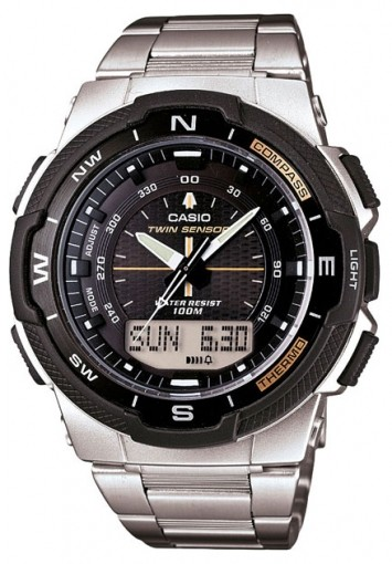 Casio OutGear SGW-500HD-1B