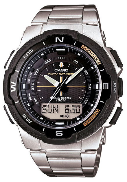 Casio OutGear SGW-500HD-1B  цены