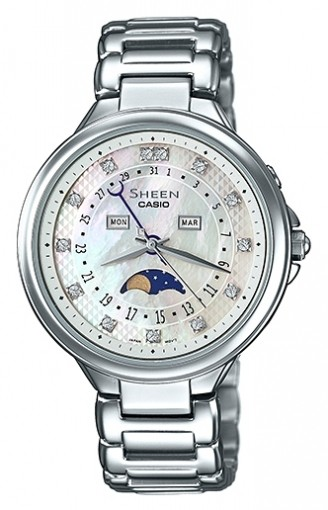 Casio Sheen Multi-Hand SHE-3044D-7A