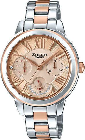 Casio Sheen SHE-3059SPG-9A купить