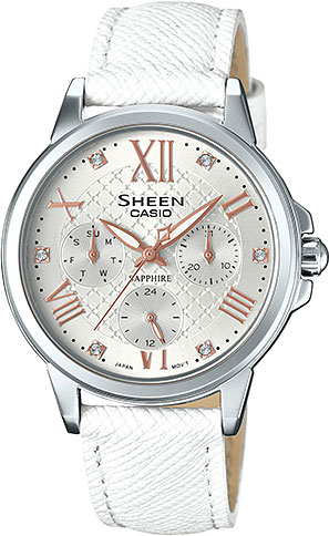 Casio Sheen SHE-3511L-7A casio she 4505sg 7a