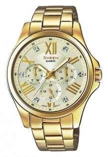 Casio Sheen SHE-3806GD-9A