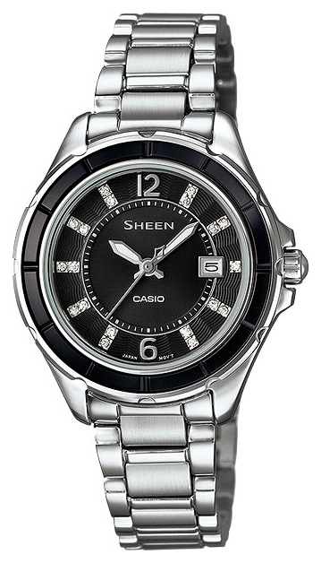 Casio Sheen SHE-4045D-1A casio wave ceptor wv 200de 1a