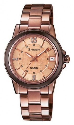 Casio Sheen SHE-4512BR-9A