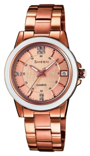 Casio Sheen SHE-4512PG-9A