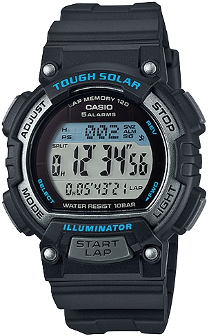 Casio Sports STL-S300H-1A the wizards of once