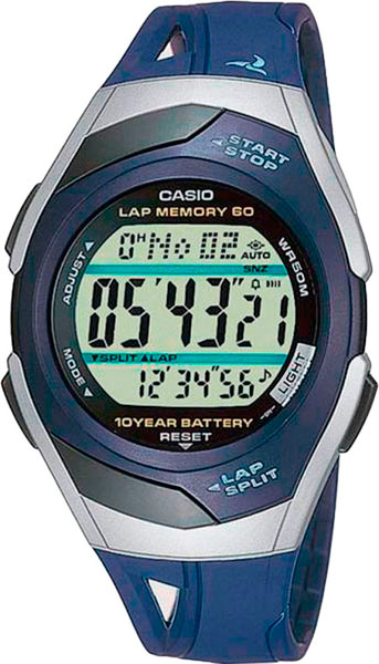 Casio Sports STR-300C-2 мужские часы casio str 300c 2v