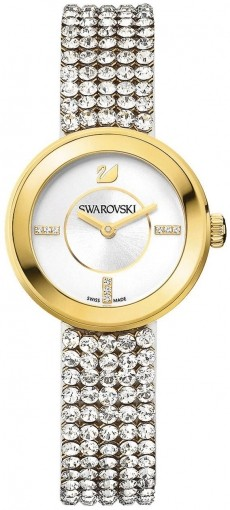 Swarovski Piazza Mini Mesh Yellow Gold Tone 1194086
