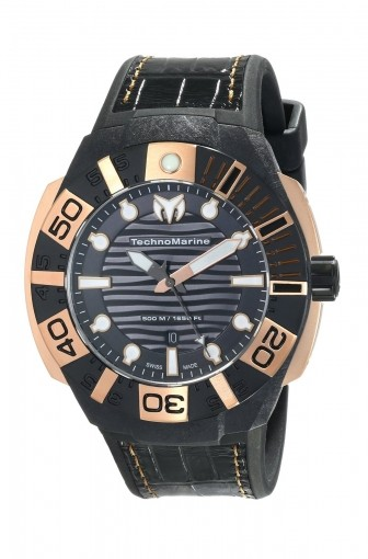 TechnoMarine Reef Black 514002