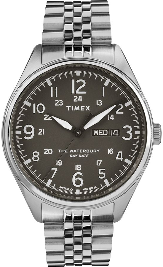 Американские часы Timex Waterbury Traditional TW2R89300VN Наручные часы Timex Waterbury Traditional TW2R89300VN фото
