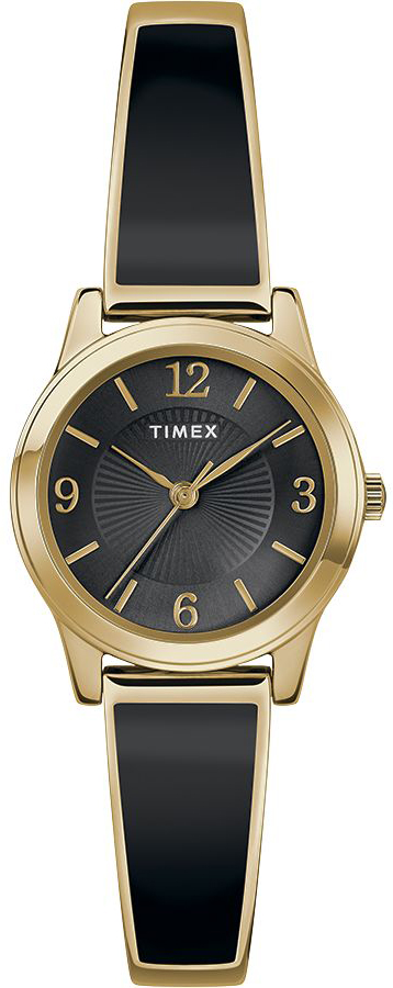 Американские часы Timex Fashion Stretch Bangle TW2R92900RY Наручные часы фото