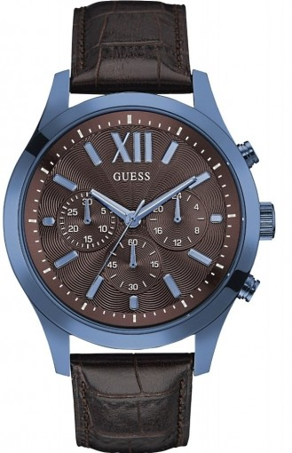 Guess Dress Steel Elevation W0789G2