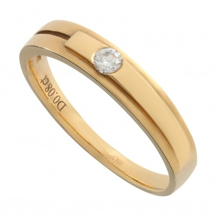Кольцо NeoGold Wedding Ring W 08Y(m)D