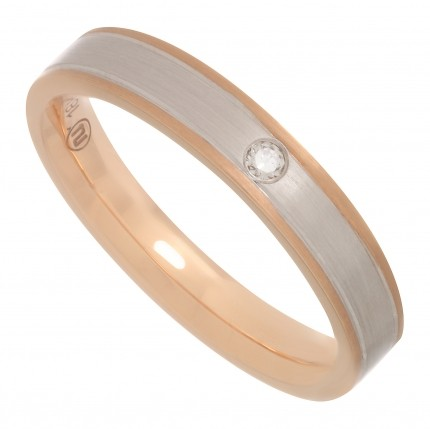 Кольцо NeoGold Wedding Ring W 34WR(f)D