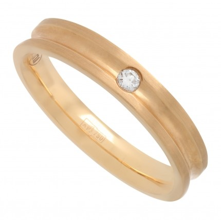 Кольцо NeoGold Wedding Ring W 36Y(f)D
