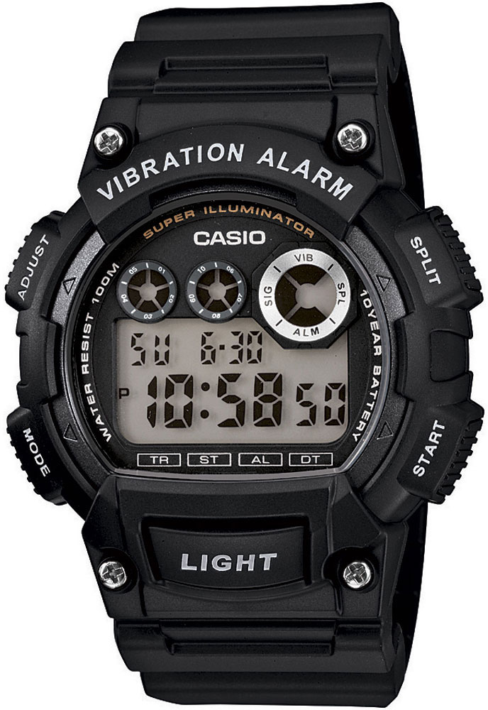Casio W-735H-1A wuben e348 portable 260 lumens cree xp g2 edc flashlight