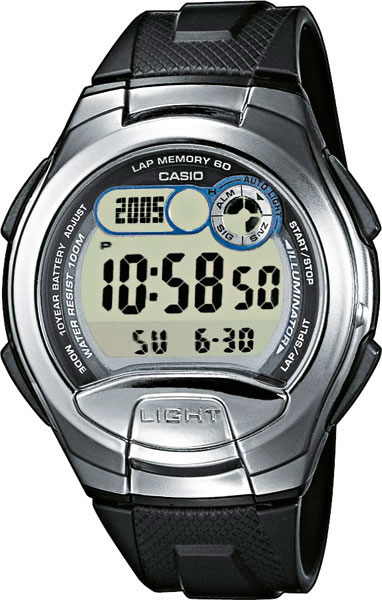 Casio W-752-1A casio w 212hd 1a