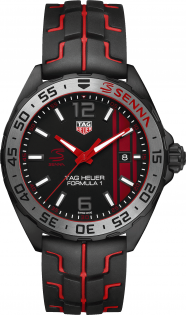 TAG Heuer Formula 1 Senna Edition WAZ1014.FT8027