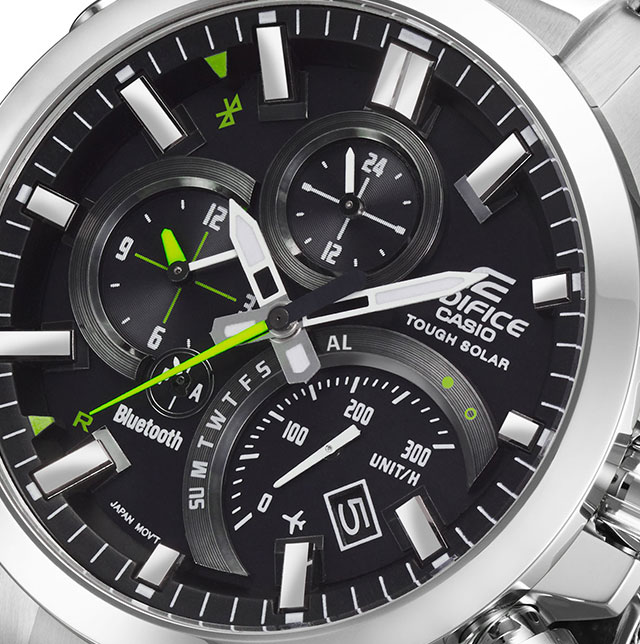 Часы Япония Casio Edifice EQB-500D-1A