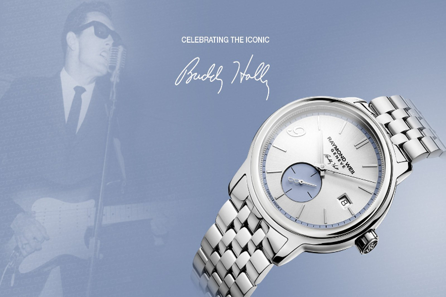 Raymond Weil Buddy Holly Maestro Limited Edition часы