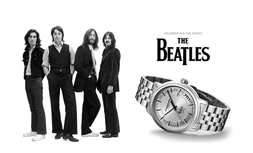 The Beatles Raymond Weil celebrating the iconic limited часы
