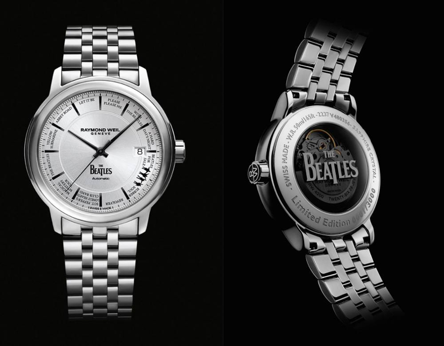 The Beatles Raymond Weil