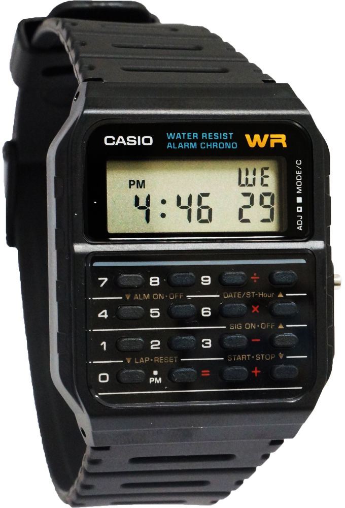 Casio Data Bank CA-53W-1 от Консул