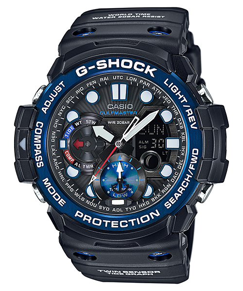 Casio G-Shock GN-1000B-1A от Консул
