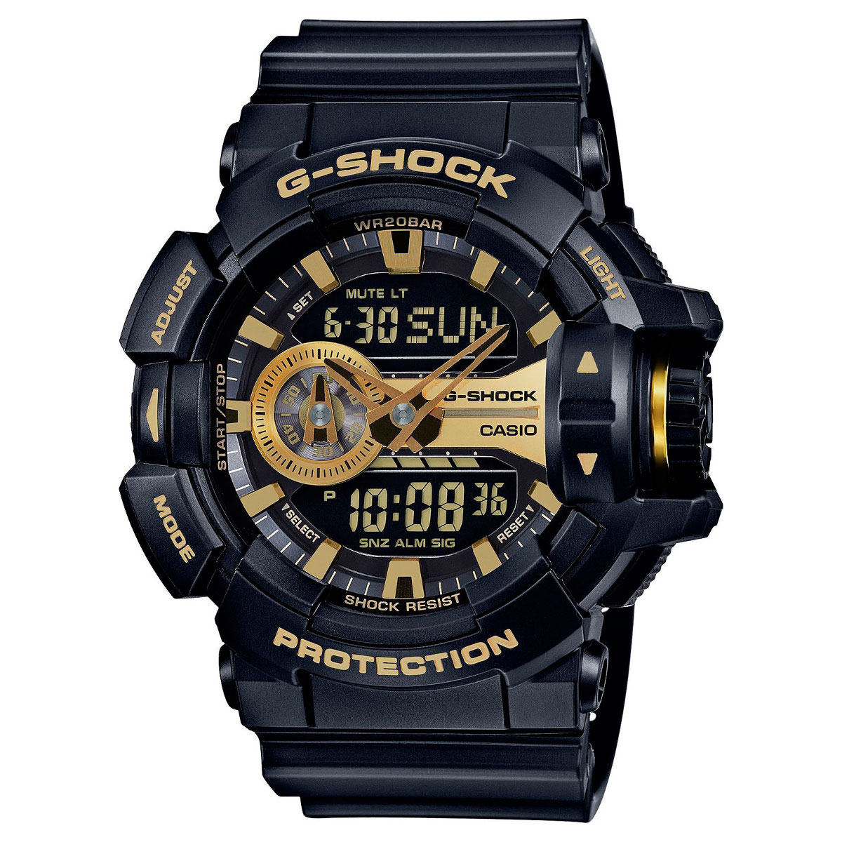 Casio G-shock GA-400GB-1A9 от Консул