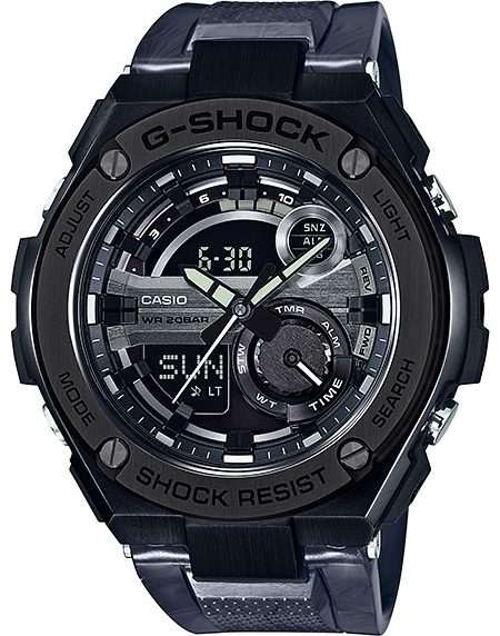 Casio G-shock GST-210M-1A от Консул