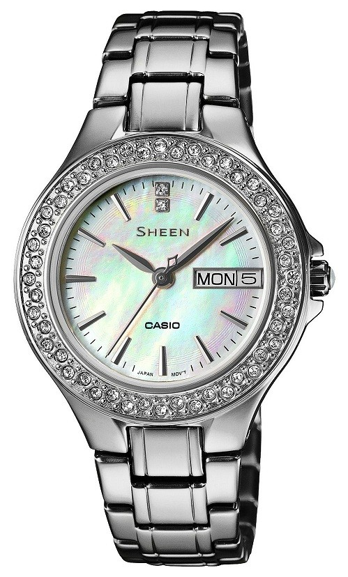 Casio Sheen SHE-4800D-7A от Консул