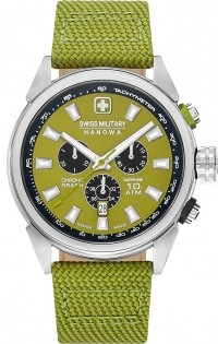Hanowa Swiss Military Mission Platoon Chrono 06-4322.04.006