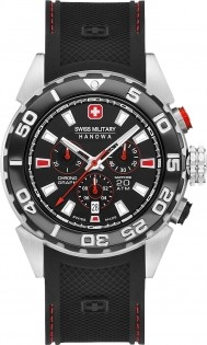 Hanowa Swiss Military Aqua Scuba Diver Chrono 06-4324.04.007.04